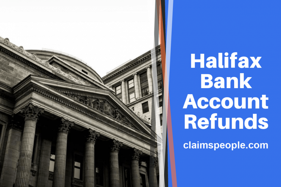 packaged bank account refund halifax
