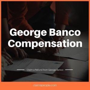 george banco refund